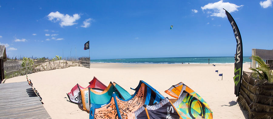 Play Kite School - Prea Beach - Brazil